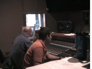 Producer and Sound Engineer Gary Earl at Treasure Isle Music Production