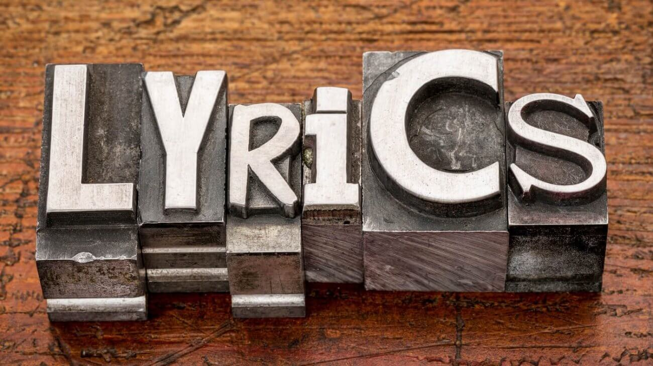 Lyrics: Making Your Song Sync Ready