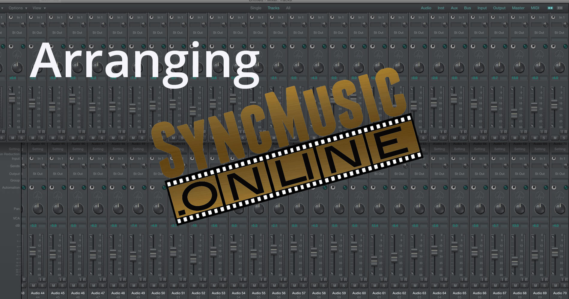 Arranging: Making Your Song Sync Ready