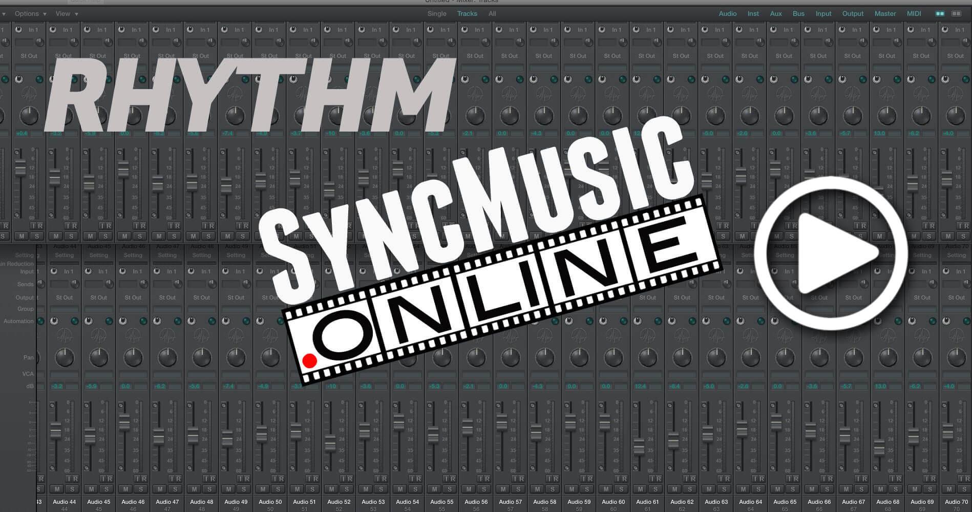 Rhythm: Making Your Song Sync Ready